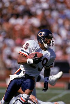 Wide receiver Dennis Gentry of the Chicago Bears .