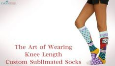 022b5bf3870 The Art of Wearing Knee Length Custom Sublimated Socks Without Looking Like  A Kid