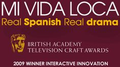 BBC:Mi Vida Loca  Spanish interactive video drama. Get hooked. Learn the language!