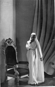 Madeleine Vionnet, Vogue, 1936 Nov. 11