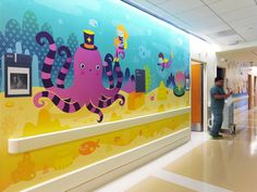 UCLA MEDICAL CENTER PEDIATRICS » Official Blik Store: Buy Wall Decals, Wall Stickers, Wall Graphics
