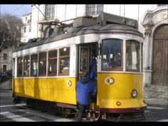 to tram to telefteo Lisbon Tram, Portugal, Us Travel, Youtube, 1, World, Chia, Bella, Bucket