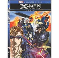Marvel Anime X-Men Complete TV Series New DVD Box Set Region 1