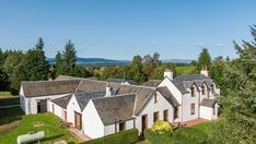 Delightful Country Property Presenting A Range Of Agricultural And Equestrian Facilities In Accessible Rural Location | Galbraith