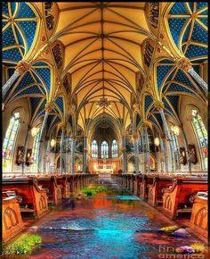 Church water