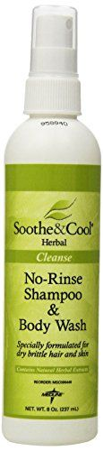Medline Soothe and Cool Herbal Shampoo and Body Wash, 8 Ounce, 12 Count Body Shampoo, Body Wash, Herbalism, Count, Personal Care, Cool Stuff, Beauty, Products, Herbal Medicine
