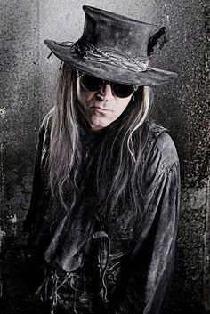 Fields of the Nephilim 80s Goth, Fields, Beautiful, Musicians, Steampunk, Gothic, Mad, Artists, Happy