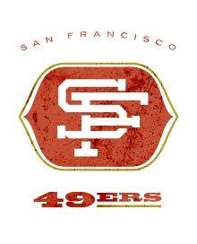 Sports Teams Logos 49ers