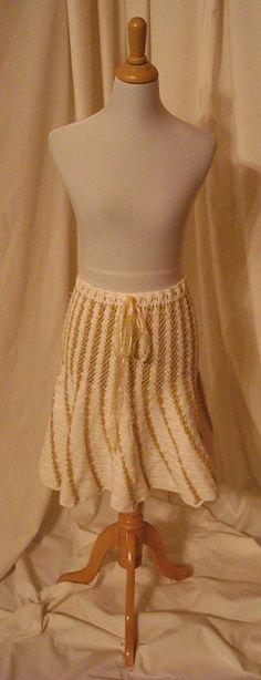 Twist 'N' Twirl Skirt CROCHET PATTERN by KristinasKrochet on Etsy, $5.00 I need to learn to CROCHET!!!!