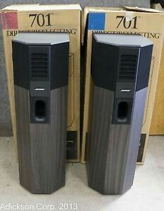 bose acoustic wave cannon subwoofer awcs 1 pair spares. Black Bedroom Furniture Sets. Home Design Ideas