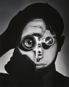 """""""The Photojournalist"""" by Andreas Feininger"""