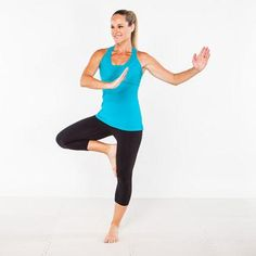 This yoga and Qi Gong move is a great transition between rounds of a circuit or as a cool-down. Be sure to focus on your steady breath and energy flow during this exercise.