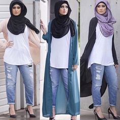 long cardigan in all colors- Verona collection for modest hijab http://www.justtrendygirls.com/verona-collection-for-modest-hijab/