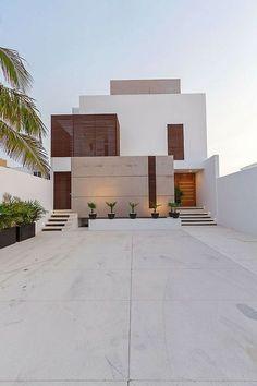 Casa JLM by Enrique Cabrera Arquitecto / Chicxulub, Mexico