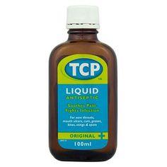 From 2.97 Tcp Antiseptic Liquid - 100 Ml