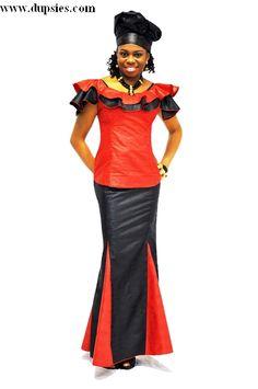 African attire | Dupsie's is the home of African Clothing. Authentic African Clothes ...