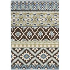 Covoare   FAVI.ro Indoor Outdoor Area Rugs, Outdoor Living, Outdoor Spaces, Coastal Area Rugs, Blue Chocolate, Accent Rugs, Power Loom, Joss And Main, Sisal