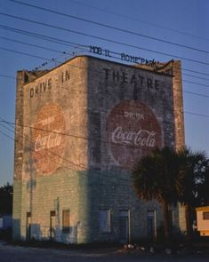 Beach Drive-in Movie Theater Jacksonville Beach Florida Color Photo Print Jacksonville Beach Florida, Florida Beaches, Twin Drive In, Drive In Movie Theater, Mobile Home Parks, Family Days Out, Vintage Wall Art, Historical Photos, Back Home