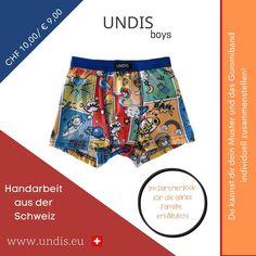 UNDIS www.undis.eu - Unterwäsche,die Freude bringt ❤! #undis #lustigeboxershorts #unterwäsche #herrenmode #underwear #boxer #boxershorts #kindergeschenk #weihnachtsgeschenk #herrenboxershorts #geschenkemitherz #geschenksidee #geburtstagsgeschenk #geschenkboxen #geschenkefürmänner #frauenunterwäsche #geschenkenähen #geschenkideenfürmänner #mode #trendstyle #boxershorts #bunt #lustige #junge #vatertag #kind #lebenmitkindern #papi #papa #kindergarten #witzige #partnerlook #schweiz #handgemacht Boho Shorts, Ootd, Women, Fashion, Self, Men's Boxer Briefs, Sew Gifts, Gifts For Women, Funny Underwear