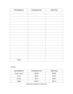 Use this Simple Operating Expenses Worksheet to help track expenses for your business. Free to download and print