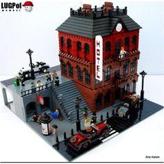 Sweet Lego set