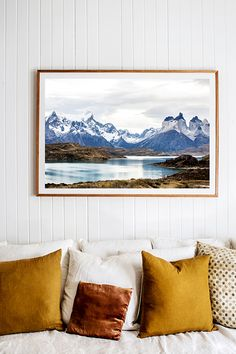 Limited Edition Patagonia Wilderness Photographic Print - Kara Rosenlund's Online Shop
