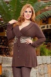 www.tamanhosespeciais.com.br Minivest Cinto Strech Gg Egg Plus Size 48 50 52 54 56