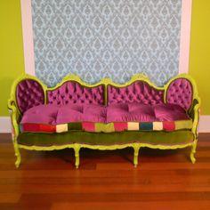 Gypsy Dancer Sofa design #bohemian style #livingroom