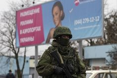 28.2. SEVASTOPOL, Ukraine — Ukraine appealed to Western powers and the United Nations to help resolve the spiraling crisis in Crimea after unident...