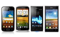 Según Facebook, El 66% de Android Tienen Hardware Similar al del iPhone 4
