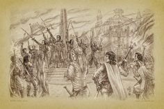 The Oath of Feanor by aautio on DeviantArt