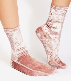 17 Pairs of Cute Socks to Wear With Every Fall Shoe Trend via @WhoWhatWear