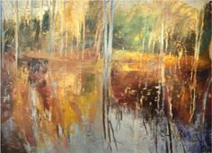 Forrest Moses, Large Reflection