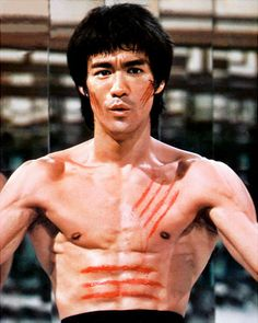 Bruce Lee, 32, (1940-1973): The martial arts artists died three weeks before the 1973 premiere of 'Enter the Dragon.' Although 'Game of Death' and its sequel 'Game of Death II' would be released later, they are based on footage shot before Lee made 'Enter the Dragon.'