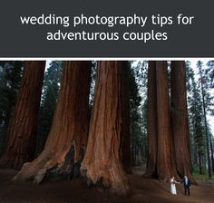Wedding photography tips for adventurous couples - how to plan an adventure wedding