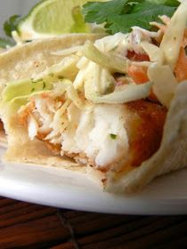 Some years ago I finally took the plunge and tasted a fish taco. The thought of a piece of fish in a taco weirded me out, but have never b...