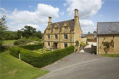5 bedroom detached house for sale Stourton, Shipston-on-Stour, Warwickshire, Guide Price English Manor, Country Estate, House 2, Detached House, Property For Sale, Manor Homes, England, Exterior, Country Houses