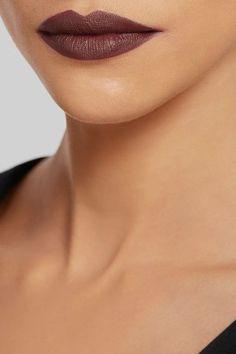 Hourglass - Girl Lip Stylo - Warrior - Plum - one size