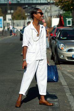 Chic pyjama
