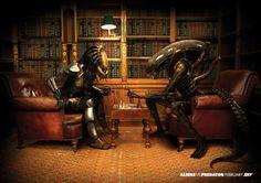 Aliens vs Predator Games on Sky TV in New Zealand | The Inspiration Room