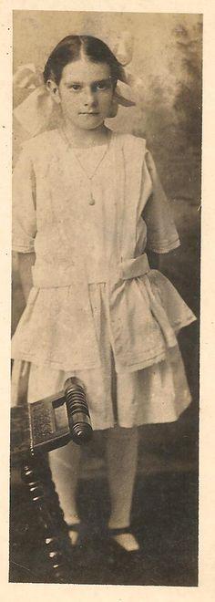 Joe Ross's daughter Alma Louisa.