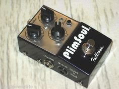 Fulltone Plimsoul Distortion Guitar Effect Pedal