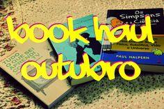 Sentido Contrário | Laly Oliveira: TV SC: Book Haul - Outubro / 2014