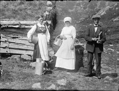 Life of Stongfjorden, Norway from the 1900s-10s