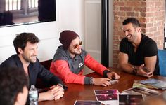 Watch the latest episode of The Making of SWAY here featuring your favorite boys Maks, Val and Tony!  http://dancewithmeusa.com/the-making-of-sway-episode-6-get-to-work/
