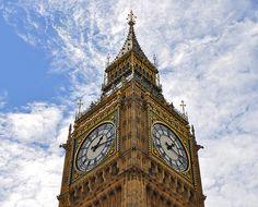 Big Ben by Andrea Heribanova, via Flickr