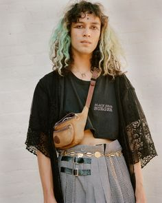 Queer Fashion, Punk Fashion, Terry Jones, Trans Man, Riot Grrrl, It's Meant To Be, Cute Outfits, Street Style, Ftm