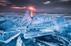 Ice Alive - Lake Superior, USA Rafael Rojas