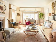 Classic Decorating Youll Love Forever : Decorating : Home & Garden Television, making short windows tall