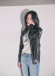 Discover recipes, home ideas, style inspiration and other ideas to try. Korea Fashion, Asian Fashion, Girl Fashion, Fashion Outfits, Ulzzang Fashion, Ulzzang Girl, Korean Girl, Asian Girl, Bora Lim